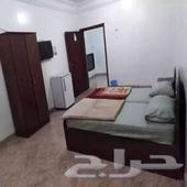 غرف فندقية مفروش في مكة مخفظة 500ريال