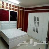 غرف نوم وطنى 6قطع جاهزه مع التركيب والتوصيل