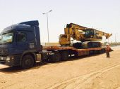 لوبد  نقل معدات ثقيلة