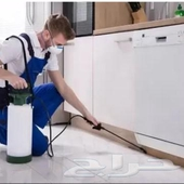 مكافحة حشرات ورش موبيدات و نظافةوعزل خزانات