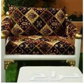 كرسي خارجية حديد شاليهات استراحات
