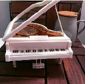 تحفة بيانو موسيقي