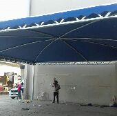 مظلات مضلات وسواتر باسعار مناسبه الرياض(الخرج