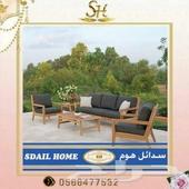 جلسات خارجية لحديقة او سطح المنزل تفصيل