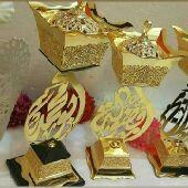 مطليات بماء الذهب والفضه