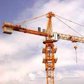 رافعة برجية تاور كرين tower crane