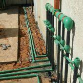 شركة كشف تسربات المياة عوازل أسطح وخزانات