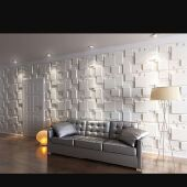 صباغ بويات وعوزال في تركيب ورق جدرن