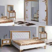 غرف نوم اثاث راقي
