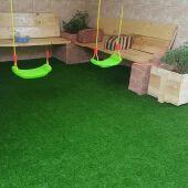 عشب صناعي جودة عالية