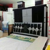 غرف نوم وطنى جديدة بأسعار مناسبة 1200 مع التر