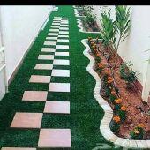 تنسيق حدائق القويعية