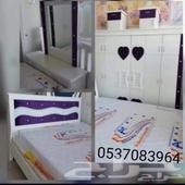 غرف نوم جديدة