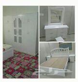 غرف نوم وطني جديدة السعر1250مع توصيل وتركيب