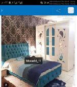 غرف نوم جديده الوان مختلفه جاهذ وتفصيل