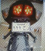 للبيع ريس 750 سوزوكي 2012 بلوحة مميزه