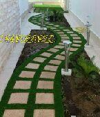 النجيل الصناعى وتنسيق الحدائق  ومراكن الزرع