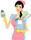 عاملات نظافة منزليه للايجار