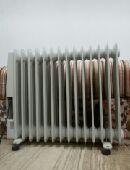 للبيع دفاية زيت  ايطالية 14ريشة كهرباء 220