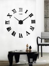 ساعات جداريه ثلاثيه الابعاد كبيرة جدا