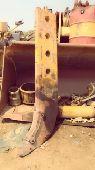 مكينة بلدوزر