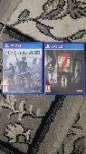 العاب PS4 و PS3 للبيع