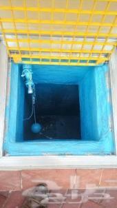 شركة تنظيف خزانات غسيل خزانات شركة تنظيف