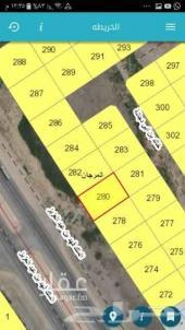 للبيع ارض تجاريه بمخطط الدكاتره رقم المخطط352