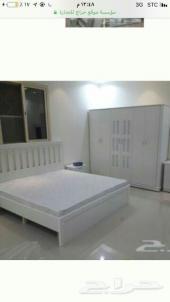 غرف نوم نفرين 1700 مع التوصيل و التركيب