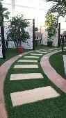 تنسيق حدائق واسترحات واسطح