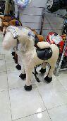 لعبة الحصان المتحرك للأطفال