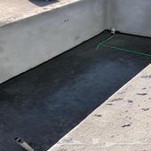 عوازل للاسطح والخزانات بالرياض