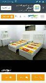 غرف نوم جديده من المصنع مباشر بجميع الألوان