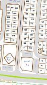 للبيع ارضين في حي الروابي بلك (((أ )