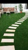 عشب طبيعي وصناعي وتنسيق الحدائق