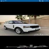لعشاق النظيف رنج روفر (سعودي) فوج SET 2012