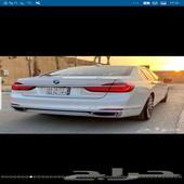 2018 740li BMW بي ام دبليو