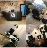 مكتب افتراضي للايجار يشمل كافة الخدمات مجانا