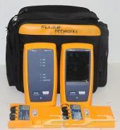 Fluke Dsx8000  UTP Cable Analyzer fiber  Sm m