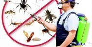 رش مبيدات مكافحة الحشرات تسليك مجاري بالضغط
