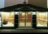 تفصيل بيوت شعر مظلات سيارات غرف شنكو