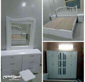 غرف نوم وطني جديد بألوان مختلفة السعر 1300