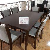 طاولات طعام 4كرسي 6كرسي 8كرسي