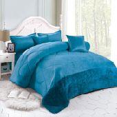 مفارش سرير بأرقى الموديلات الأنيقة والجذابة