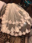 فستان زفاف من ديمتريوس