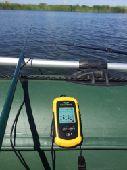 أدوات صيد السمك _ مستكشف أسماك _ سونار صيدسمك
