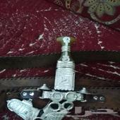 أعرض لكم خنجر زراف قديم