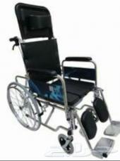 كرسي حمام  وستاندر متحرك  وتوليد اكسجين