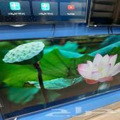شاشات تلفزيون ذكيه سمارت 4k UHD