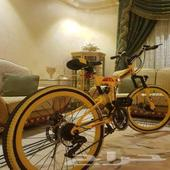 دراجة قابلة للطي